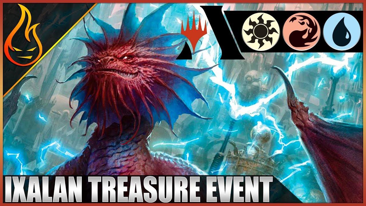 Ixalan Treasure Constructed Event Magic The Gathering Arena Core Set 2020