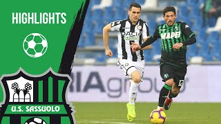 Sassuolo-Udinese 0-0 | Highlights 2018/19
