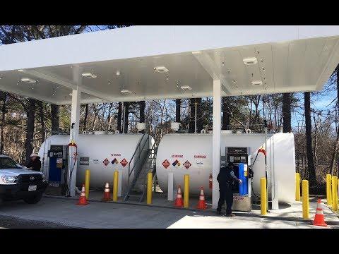 Aboveground Fuel Storage and Dispensing System Installation