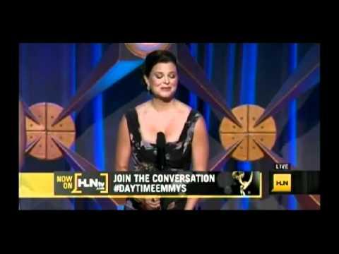 Heather Tom Wins best lead Actress 2012