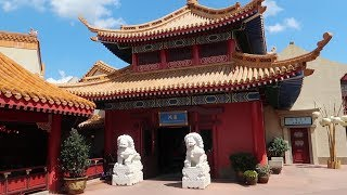 Adventures Around The World Showcase At Disney! | Taking A Closer Look At The China Pavilion