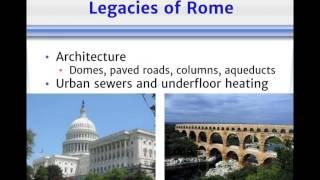 AP World History: Period 2: Rome Part V