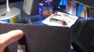 altec lansing dual motion bluetooth speaker