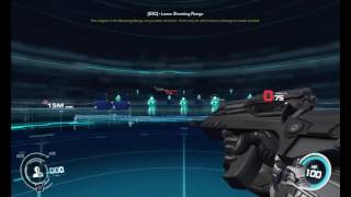 Ghost In The Shell Online f-mas g1 test