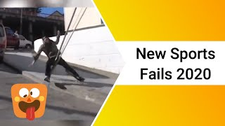 Funny Sports Fails Compilation 2020 #1   Funny Vines
