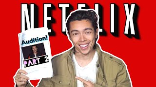 AUDITION FOR NETFLIX WITH ME!   Part 2   How To Use Backstage.com To Find Netflix Auditions