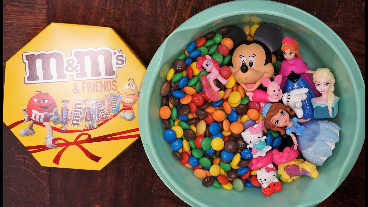 Learn Characters Children Toys with MM Baby Song