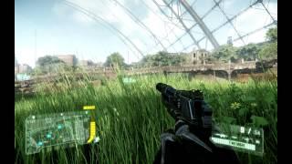 [Crysis 3 PC] Decouverte du plus beau jeux de l'année !