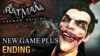 Batman: Arkham Origins - Ending - Walkthrough: TN-1 Bane Boss Fight [PC 1080p]