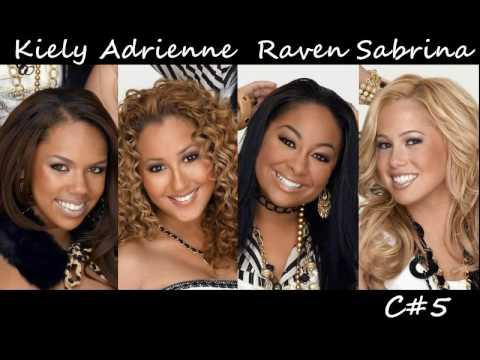 The Cheetah Girls Vocal Range: Eb3 - G5 - E6
