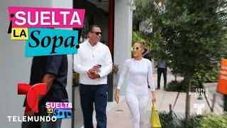 Jennifer Lopez sigue disfrutando del amor en Miami con Arod | Suelta La Sopa | Entretenimiento
