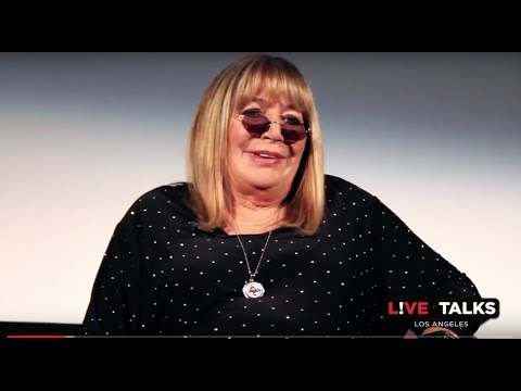 Penny Marshall in conversation with Garry Marshall at Live Talks Los Angeles