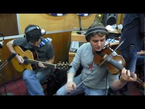 Balkan violin live on radio by Aletchko