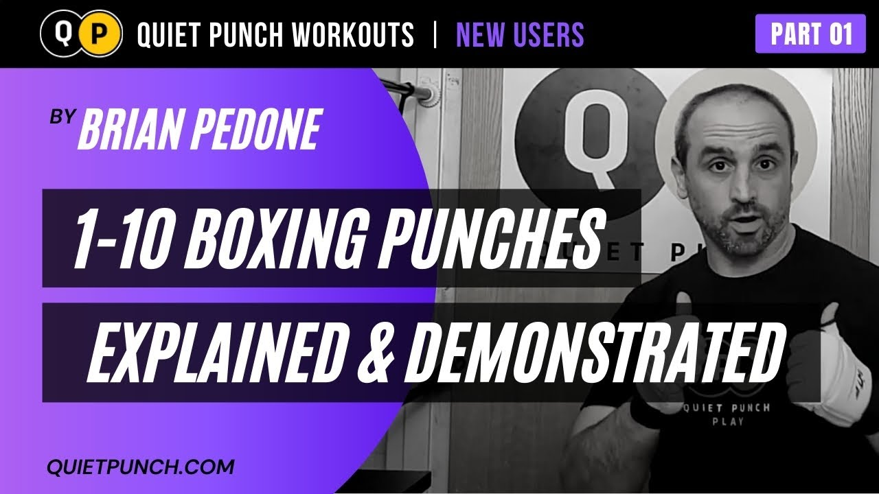 10 Boxing Punches