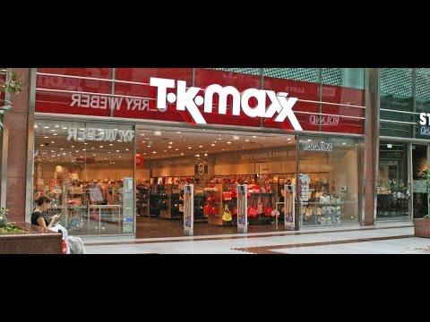 Цены в аутлете TKmaxx (Германия). Шоппинг в Германии. Часть 1