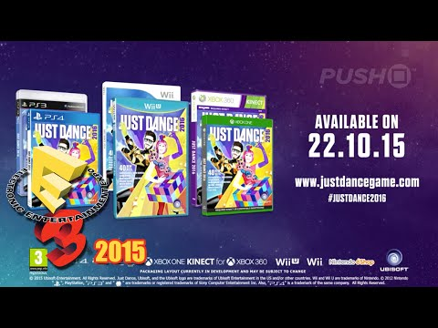Just Dance 2016 (PS4/PS3) E3 2015 Trailer