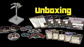 11th Legion Presents: X-Wing Miniatures Game: Z-95 Unboxing