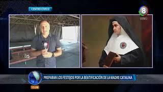 Gran expectativa por la beatificación de la madre Catalina