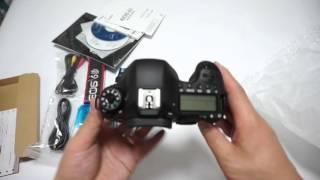 캐논 EOS 6D 개봉기, 6D unboxing