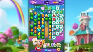 Candy Crush Friends Saga Level 344 - NO BOOSTERS
