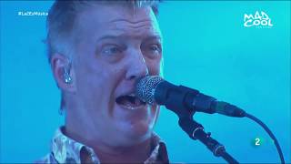 Queens Of The Stone Age Live at Mad Cool 2018 Full Concert