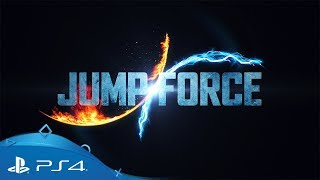 Jump Force | Story Trailer | PS4