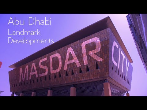 Masdar City courting investors aligned with environmental, economic & social sustainability agenda