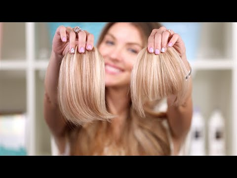 Sono Clip-In Bangs Hair Extensions