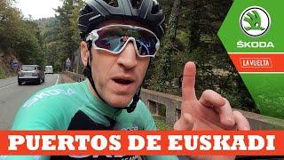 Zugasti empieza La Vuelta a España | Ibon Zugasti | La Vuelta con Škoda