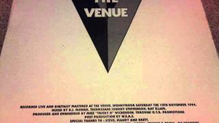 DJ Morris The Venue Album 12 November 1994