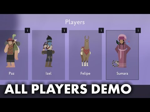 Alto's Odyssey - All Players Demo