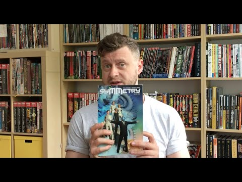 Graphic Novel Review: Symmetry Volume 1 by Matt Hawkins & Ra