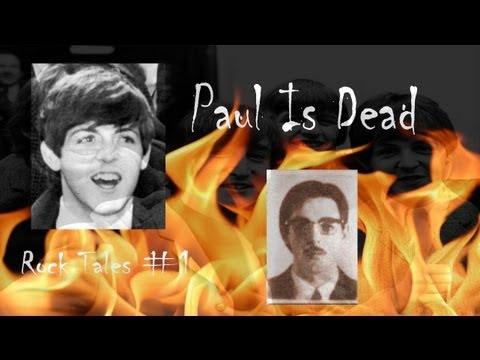 Is Paul McCartney Dead? - Rock Tales #1