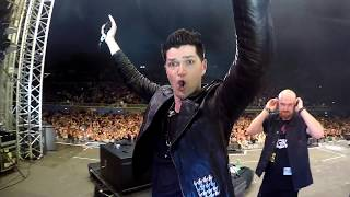 The Script Freedom Child Tour Official Highlights