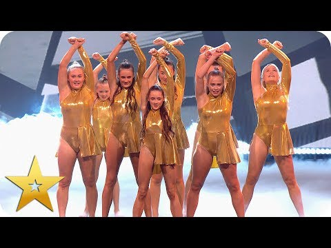 The MerseyGirls emotional reunion with Simon Cowell | BGT: The Champions