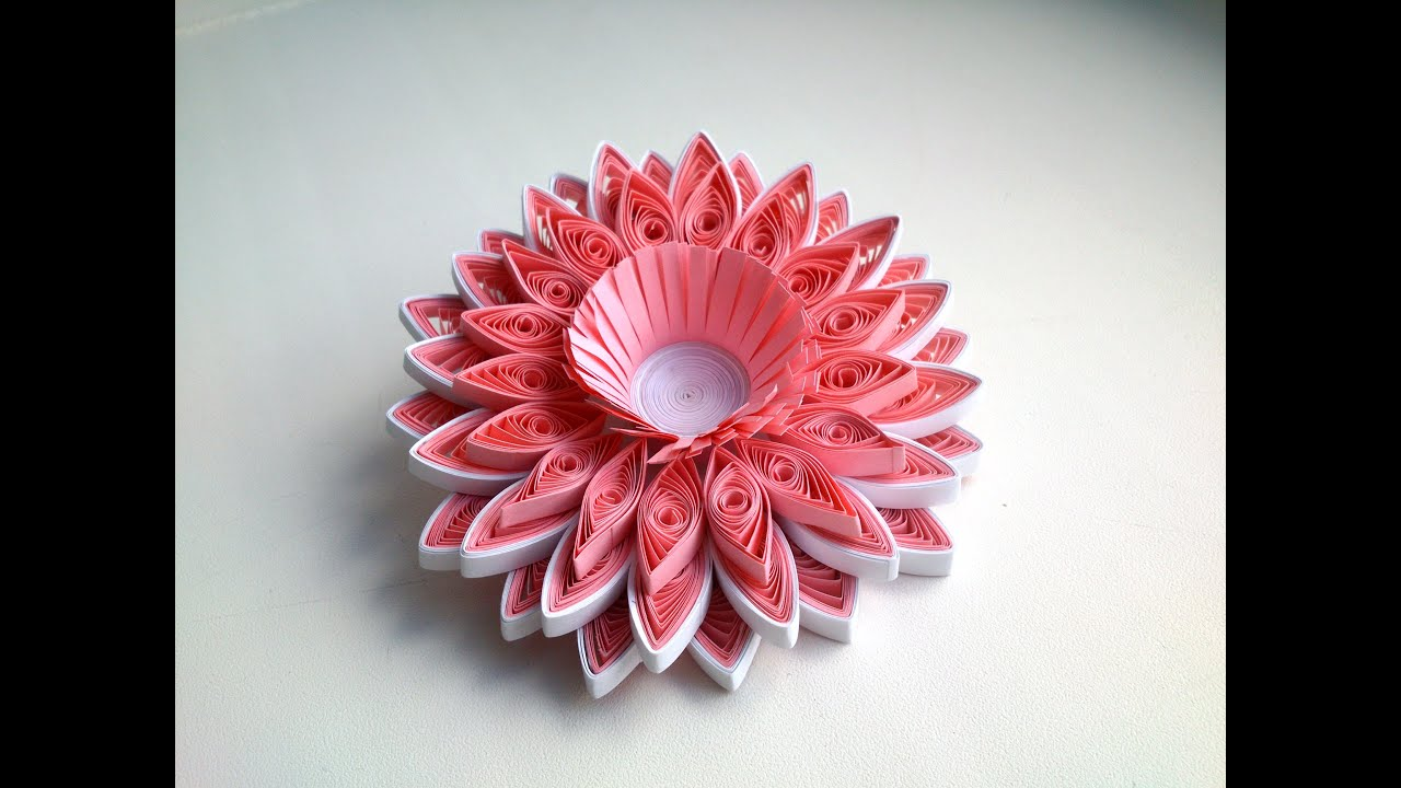 All New Quilled Flowers Gardening Flower And Vegetables