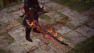 Path of Exile: Dragon Hunter Weapon Effect