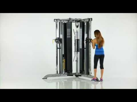 Adjustments | CXT-200 Functional Trainer | TuffStuff Fitness