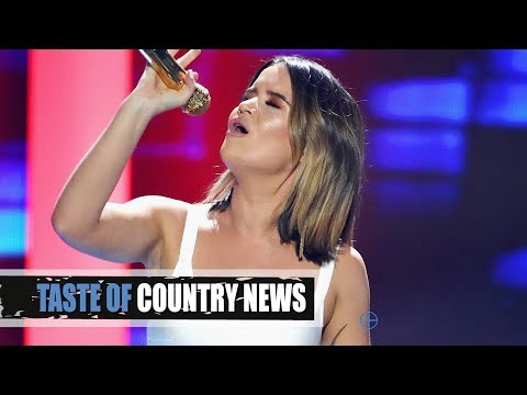 Maren Morris Making a Girl Power Statement