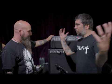Steve Von Till (Neurosis) Gear Breakdown PART 1: Guitars & Amps - DV EP14 - DEMOVIDS LIVE