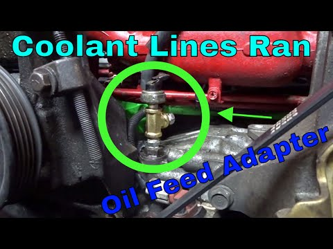 EJ22 Turbo Build: Oil and Coolant Lines & Getting the rest of the Turbo Build Parts