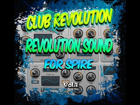 Spire Vst Presets Bank Revolution Sound For Spire Vol 1 Free Download