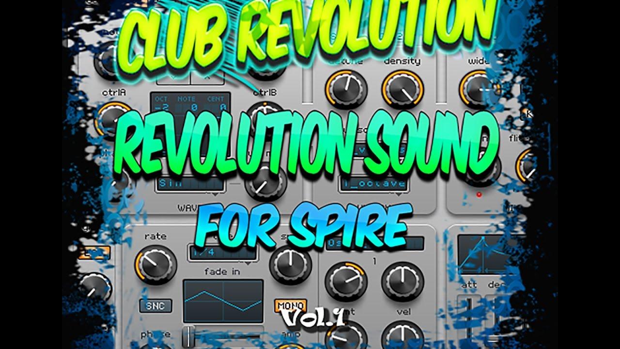 Spire Vst Presets Bank Revolution Sound For Spire Vol 1 Free Download