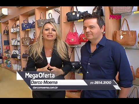 4488b3584 Mega Oferta - Darco Moema na Mega TV - YouTube
