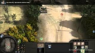 Company of Heroes: Tales of Valor Gameplay PC HD