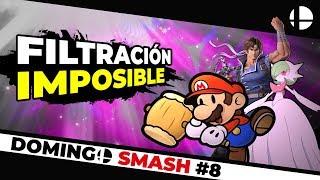 ¡FILTRACIONES IMPOSIBLES,  ECHOES Y PACKS ESPECIALES!  |  Smash Bros Ultimate Domingo Smash 8