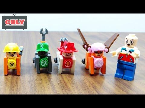 Lắp ráp chú chó thông minh Paw patrol Lego biệt đội cứu hộ đồ chơi trẻ em toy for kids