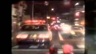 深夜の暴走バトル!凶悪犯罪 vs GPS刑事 1 2 パトカーカーチェイス thumbnail
