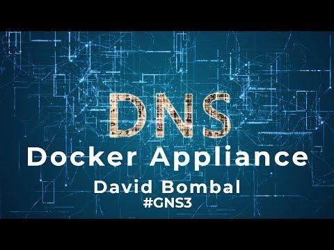GNS3 Talks: Easy DNS Server for GNS3 Topologies: Dnsmasq Docker