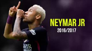 PES 2017- Neymar Jr 2016-17 ● Dribbling Skills/Tricks & Goals || HD